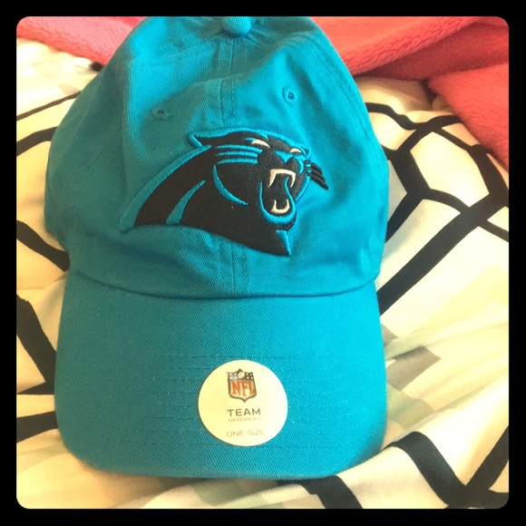NFL Carolina Panthers Hat. M 5b675b195098a03a0c076186 2907fa492b2e